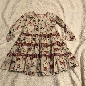 Pink Chicken Dress